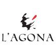L'Agona logo
